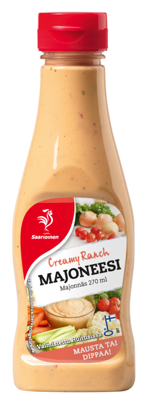 Creamy Ranch-majoneesi 270 ml