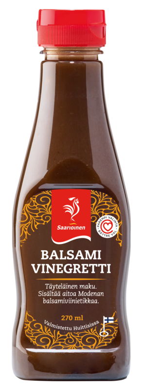 Balsamivinegretti 270 ml