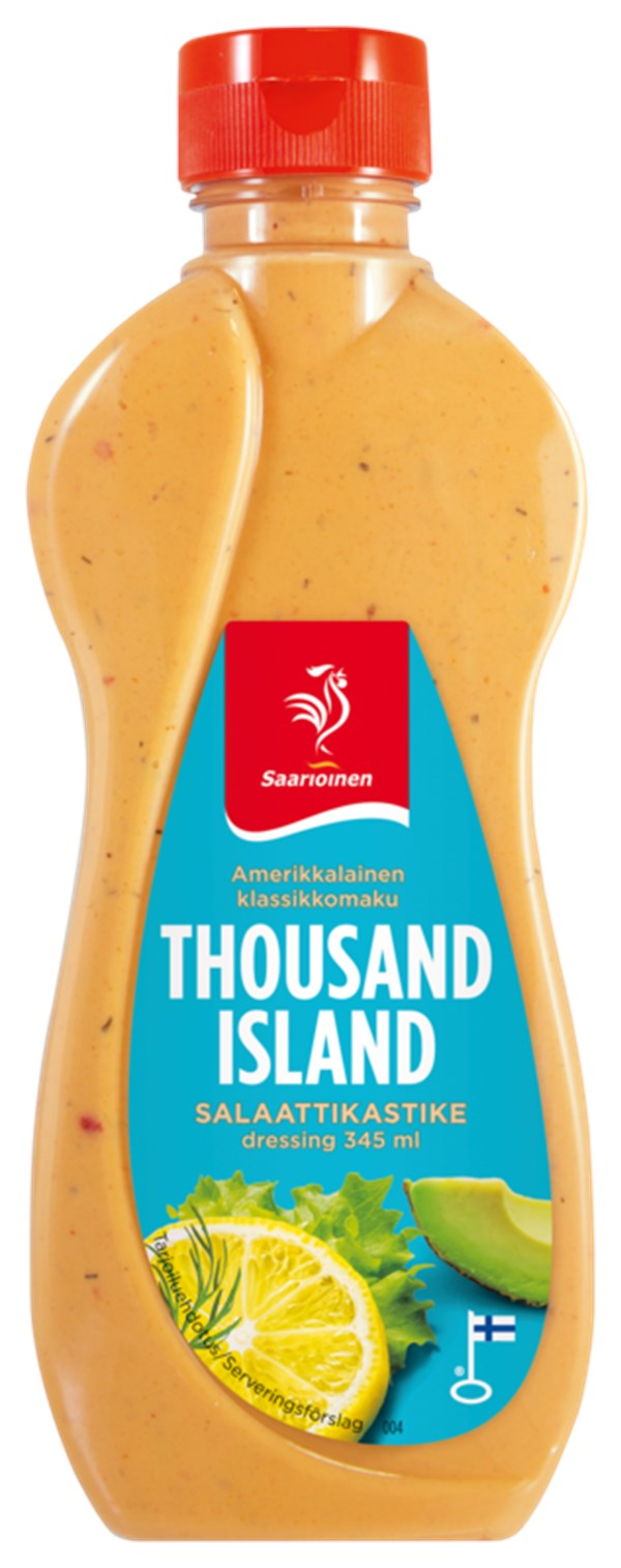 Thousand Island -salaattikastike 345 ml