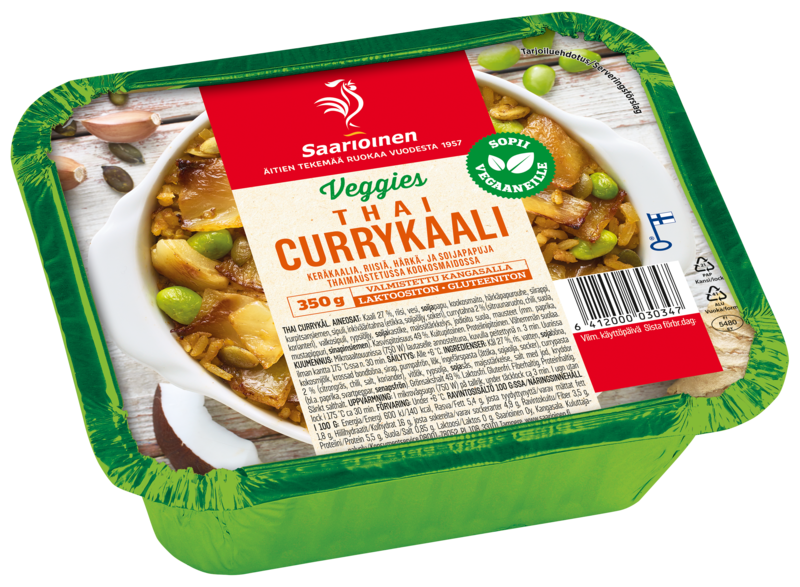 Thai currykaali 350 g