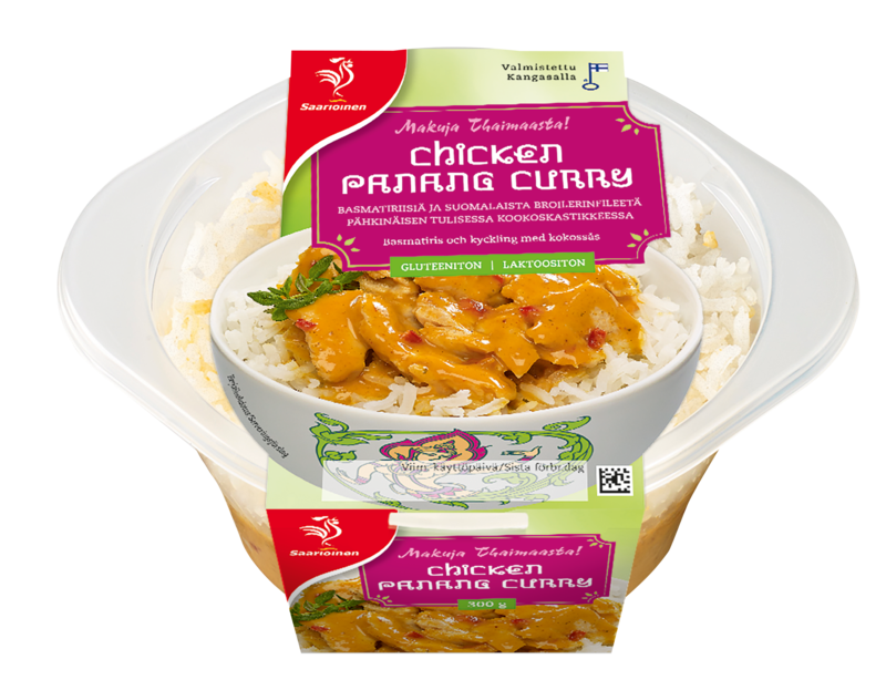 Chicken Panang Curry 300 g