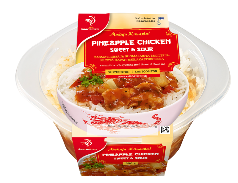 Pineapple Chicken Sweet & Sour 300 g