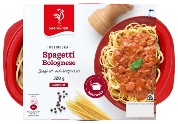 Spagetti Bolognese 320 g