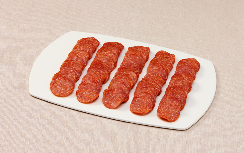 Pepperoni, viipale n. 1,5 g 1 kg