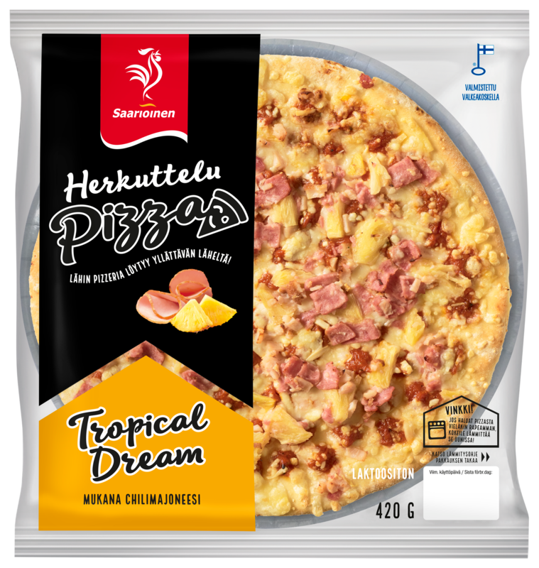 Pizza Tropical Dream 420 g