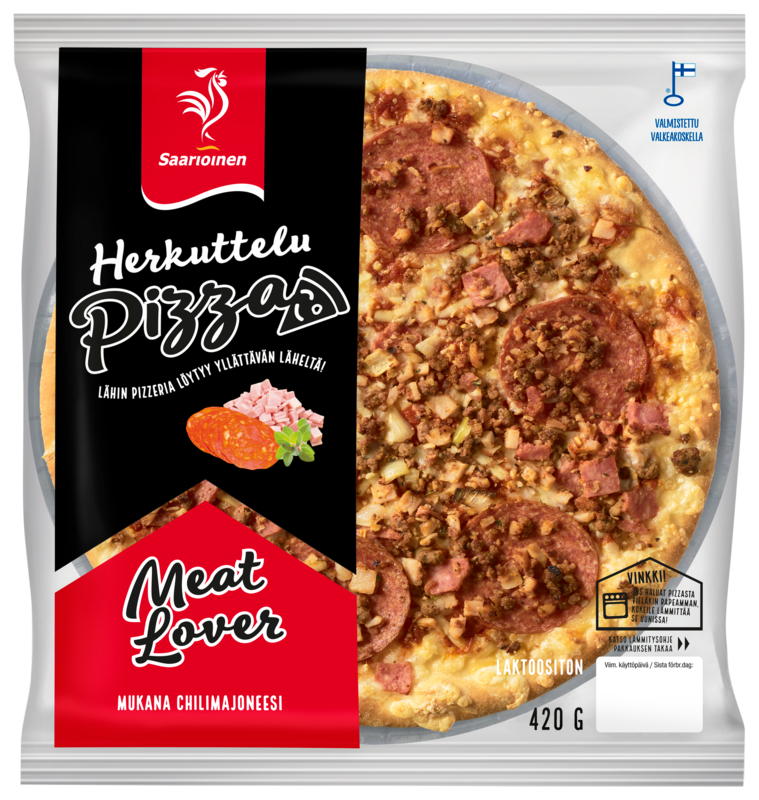 Pizza Meat Lover 420 g
