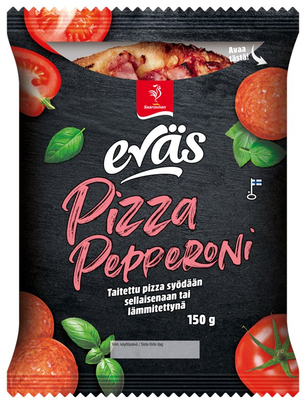 Eväs Pizza Pepperoni 150 g