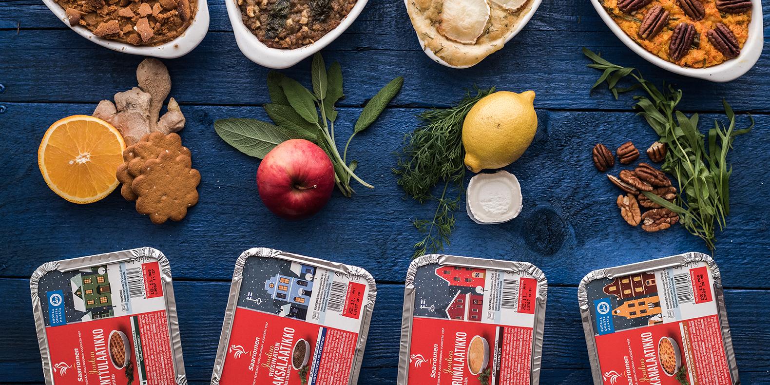 saarioinen joulu 2018 Äitien tekemää jouluruokaa saarioinen joulu 2018